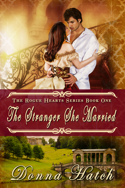 The Stranger She Married, Rogue Hearts Series book 1